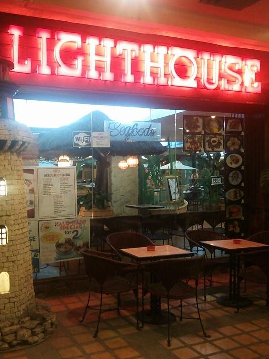 ライトハウスレストランセブ